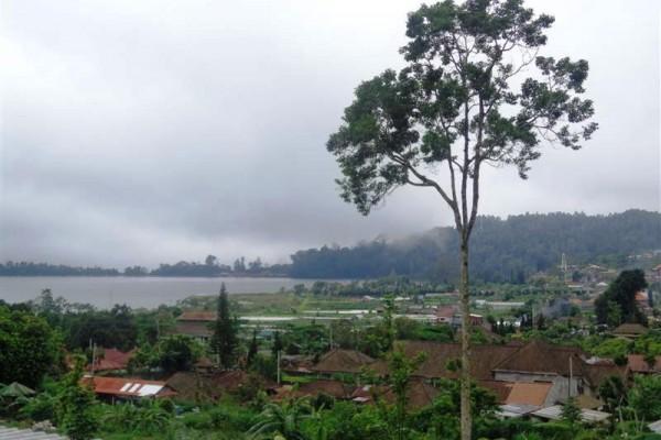 Dijual Tanah murah di Bedugul Bali,view gunung dan danau beratan TJBE029