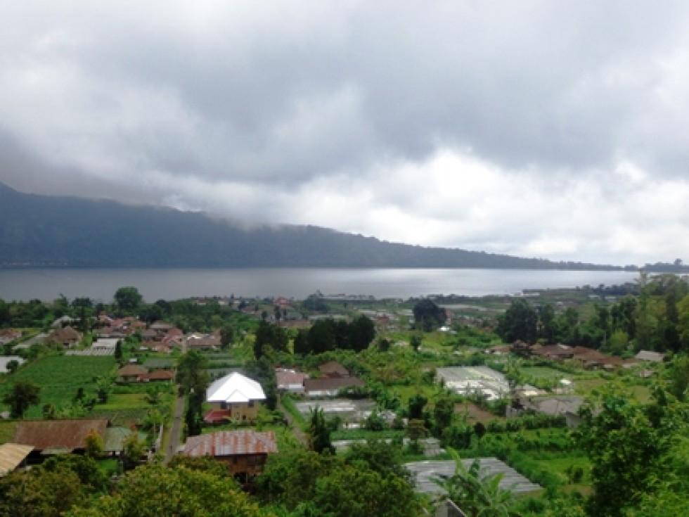 Dijual tanah dan Bangunan villa di Bedugul Bali,view gunung dan danau – TJBE025