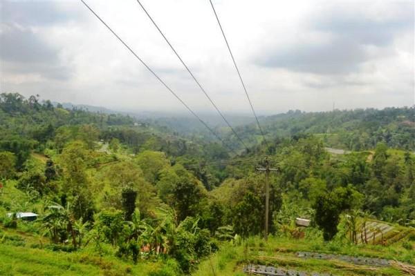 Tanah dijual di Baturiti Tabanan Bali, di Bedugul view fenomenal – TJBE034