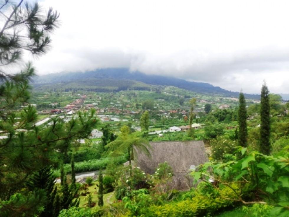 Tanah dijual murah di Bedugul Bali view danau dan Gunung – TJBE023