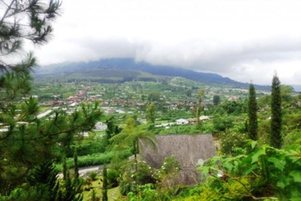Dijual Tanah di Bedugul Bali view danau dan Gunung – TJBE023