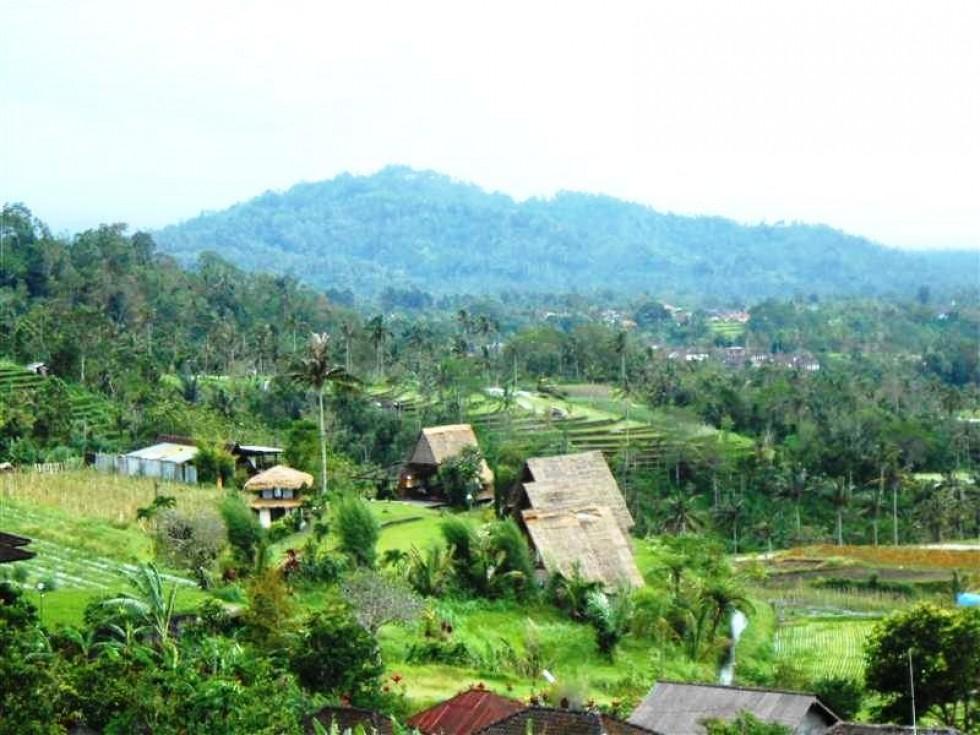 Tanah dijual di Tabanan Bali view fenomenal – TJTB036
