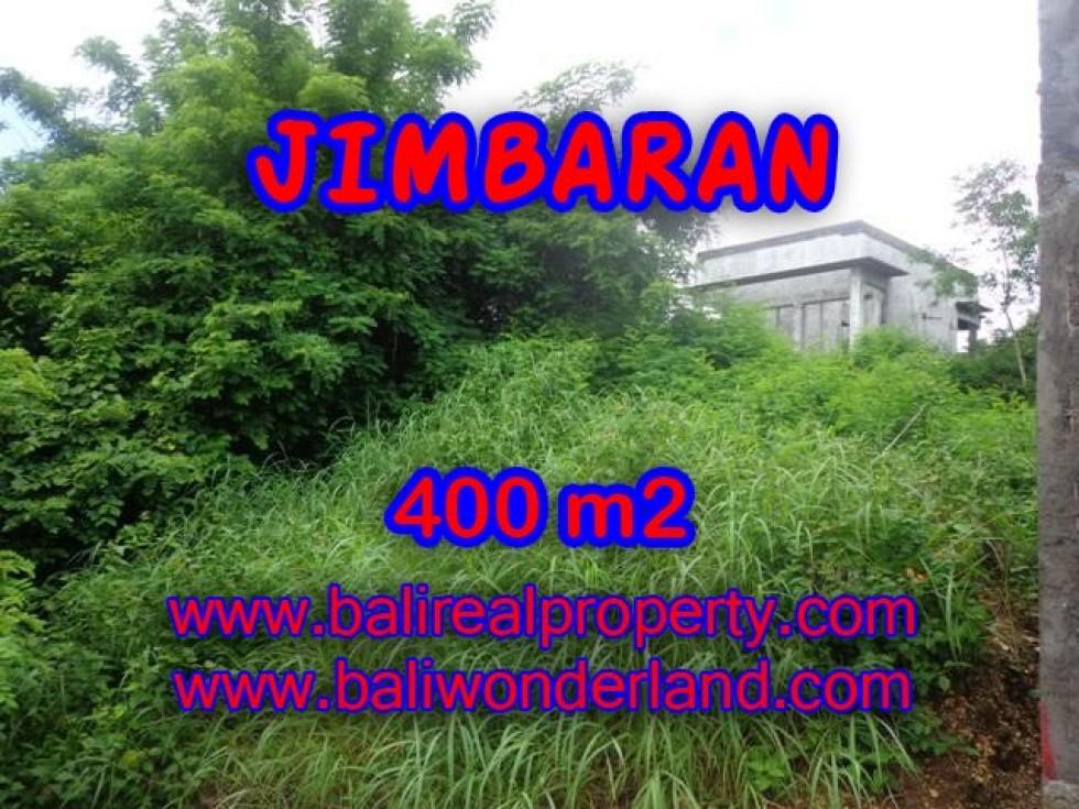 Tanah di Jimbaran Bali dijual 400 m2 di Jimbaran Ungasan