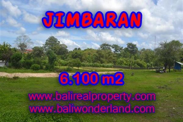 Tanah dijual di Jimbaran Bali 6.100 m2 di Jimbaran Sawangan