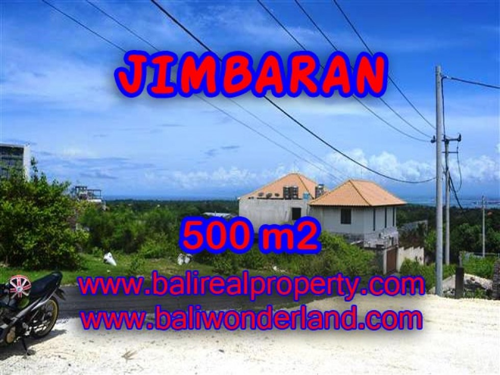 Jual tanah di Jimbaran Bali – TJJI066 murah strategis