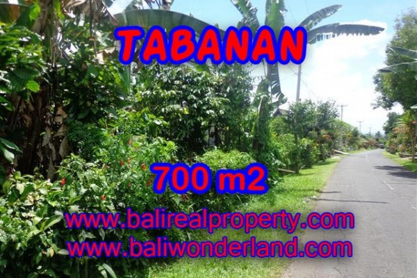DIJUAL TANAH DI TABANAN BALI TJTB090 – PELUANG INVESTASI PROPERTY DI BALI