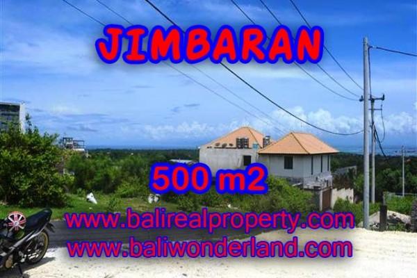 INVESTASI PROPERTI DI BALI – TANAH DIJUAL DI JIMBARAN BALI TJJI066-X