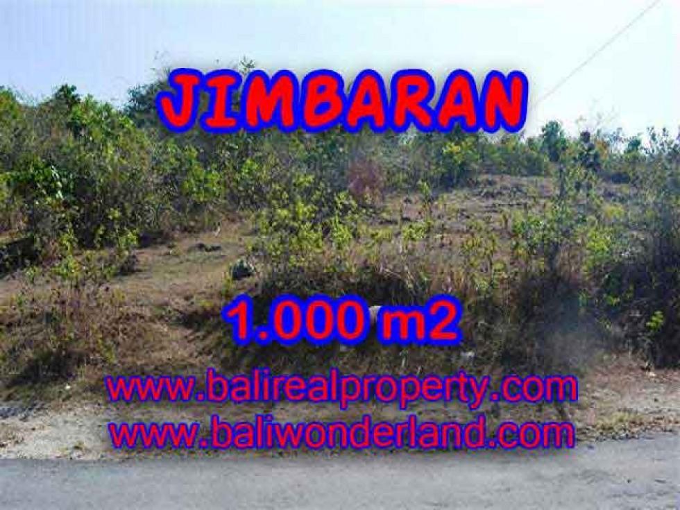 Kesempatan Investasi Properti di Bali – Jual Tanah murah di JIMBARAN TJJI074