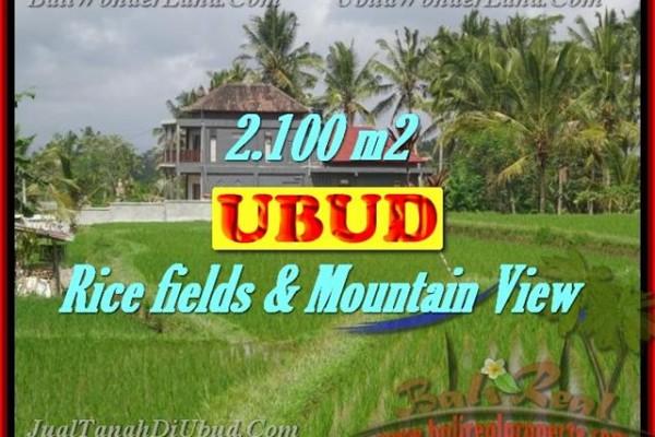DIJUAL TANAH DI BALI, MURAH DI UBUD RP 1.950.000 / M2 – TJUB423