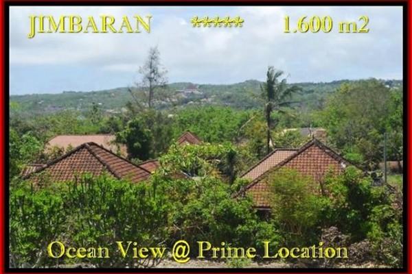 JUAL MURAH TANAH di JIMBARAN BALI 16 Are View laut , bukit dan hotel