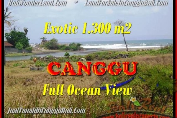 TANAH MURAH DIJUAL di CANGGU BALI Untuk INVESTASI TJCG162