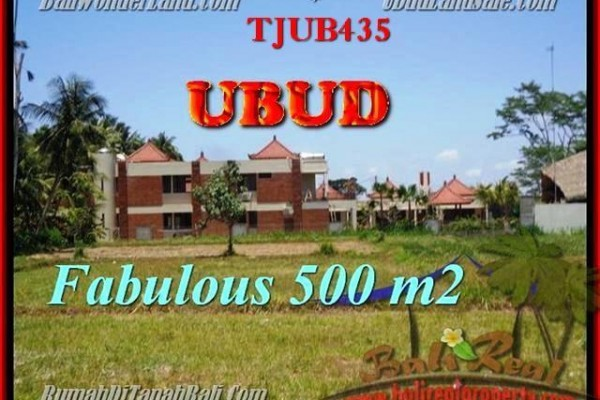 DIJUAL TANAH MURAH di UBUD 5 Are di Sentral Ubud