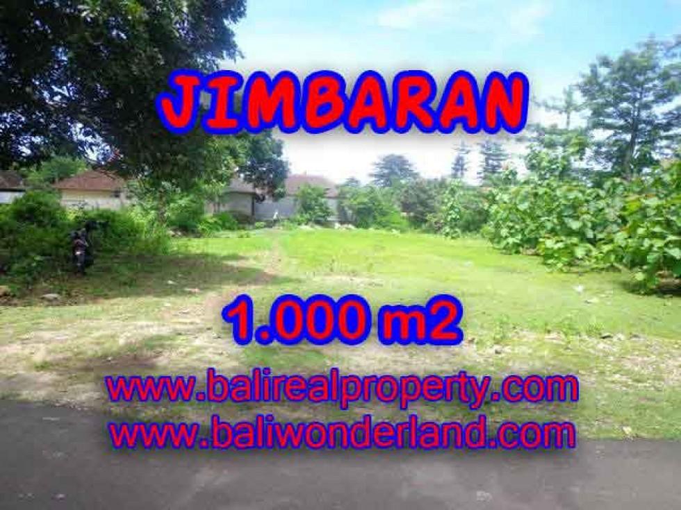INVESTASI PROPERTI, DIJUAL TANAH di JIMBARAN BALI TJJI063