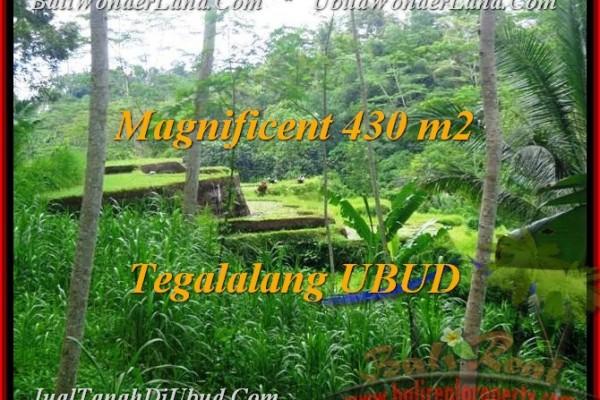 DIJUAL TANAH MURAH di UBUD BALI TJUB466