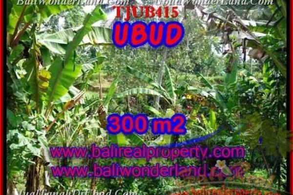 TANAH DIJUAL MURAH di UBUD BALI 3 Are di Sentral Ubud