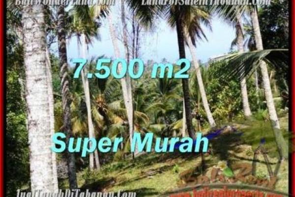TANAH di TABANAN BALI DIJUAL MURAH 75 Are View Kebun dan sungai