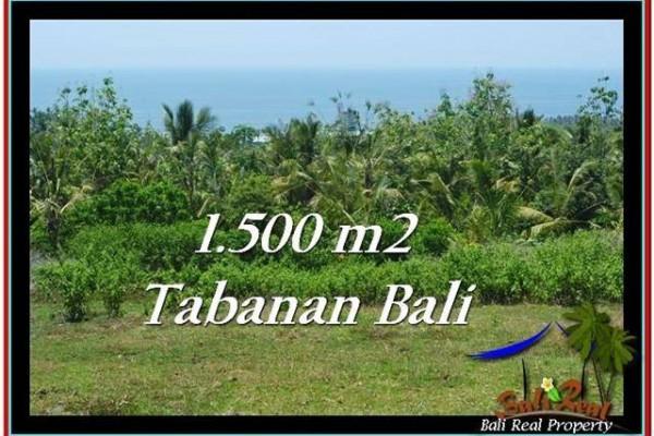 INVESTASI PROPERTI, TANAH MURAH DIJUAL di TABANAN BALI TJTB234