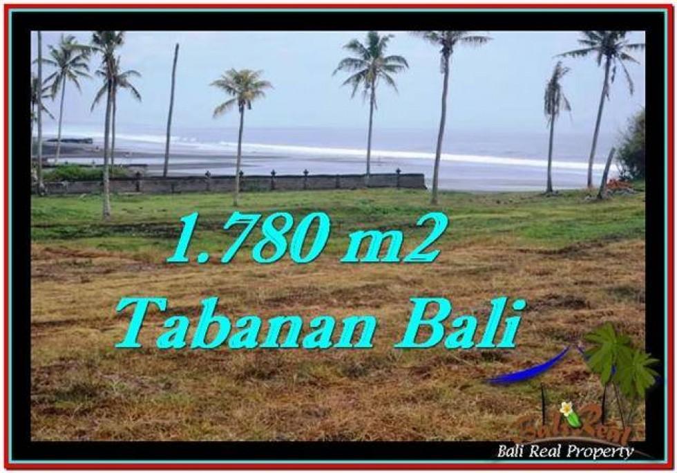 INVESTASI PROPERTY, TANAH di TABANAN BALI DIJUAL MURAH TJTB249