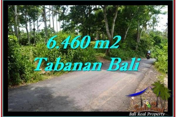 DIJUAL TANAH di TABANAN BALI TJTB256