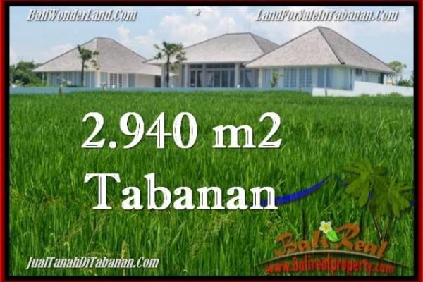 TANAH DIJUAL MURAH di TABANAN Untuk INVESTASI TJTB265