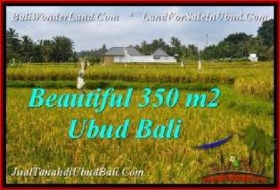 DIJUAL TANAH di UBUD BALI TJUB540