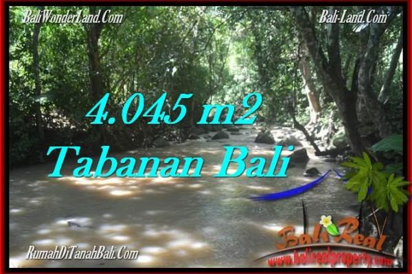JUAL TANAH MURAH di TABANAN BALI 40.45 Are di Tabanan Selemadeg