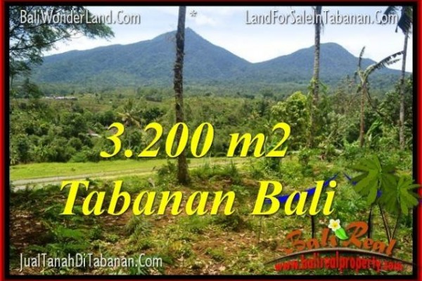 DIJUAL TANAH MURAH di TABANAN BALI TJTB319