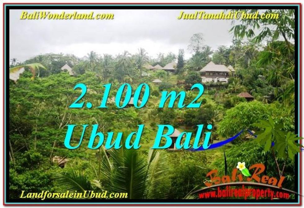 TANAH di UBUD BALI DIJUAL MURAH 21 Are View Tebing dan Sungai