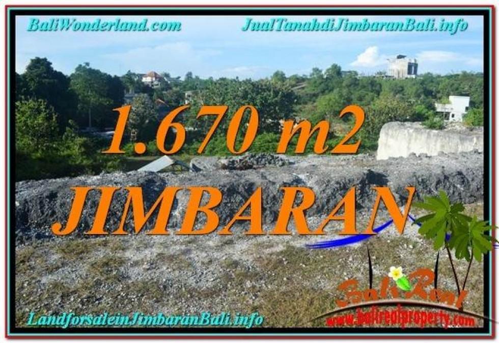 JUAL MURAH TANAH di JIMBARAN BALI 16.7 Are Lingkungan Villa