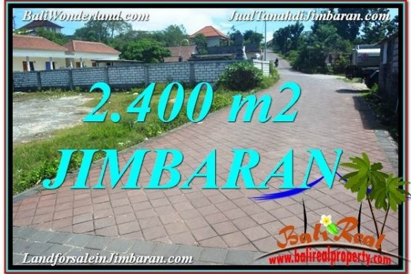 TANAH DIJUAL di JIMBARAN BALI 24 Are Lingkungan Villa