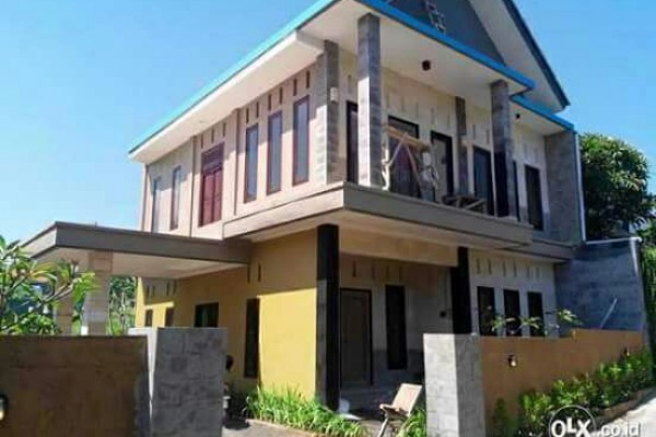 Rumah Cantik Lantai 2 Dijual Sangat Murah di Batubulan Gianyar