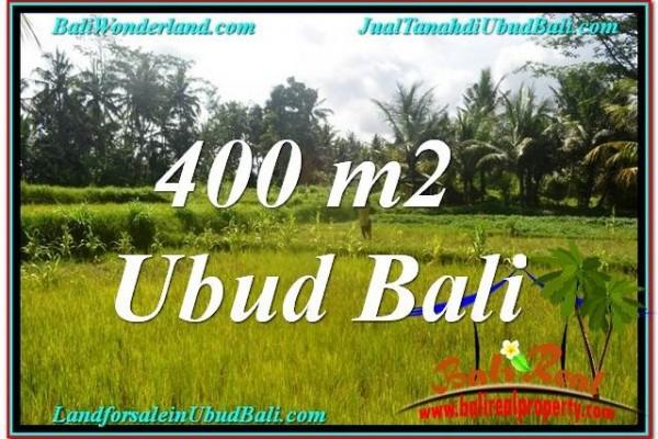 JUAL TANAH di UBUD BALI 4 Are di Ubud Pejeng
