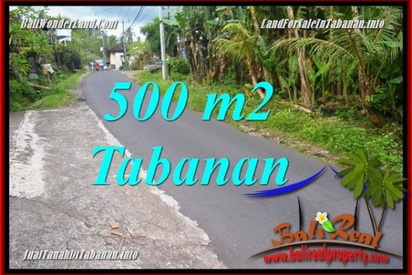 JUAL TANAH MURAH di TABANAN TJTB362