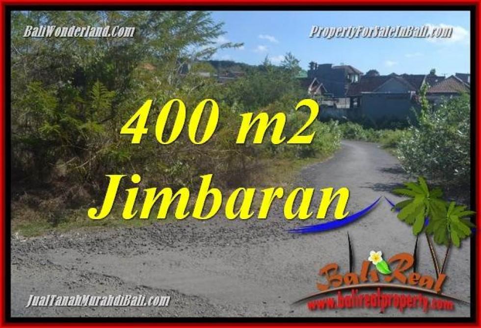 INVESTASI PROPERTI, JUAL MURAH TANAH di JIMBARAN TJJI119