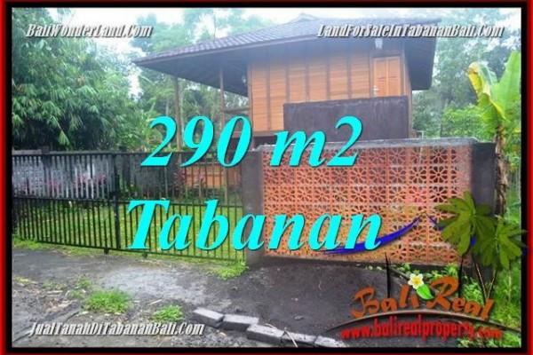 TANAH MURAH DIJUAL di TABANAN Untuk INVESTASI TJTB358