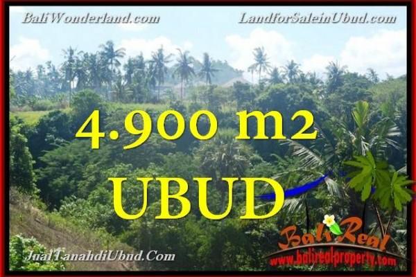 DIJUAL MURAH TANAH di UBUD BALI 49 Are di Ubud Gianyar