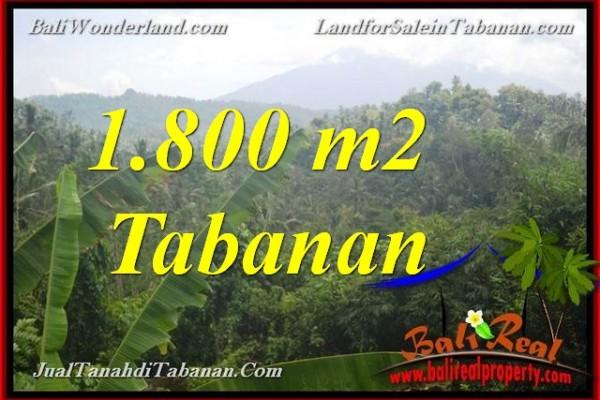 INVESTASI PROPERTI, TANAH DIJUAL di TABANAN BALI TJTB379