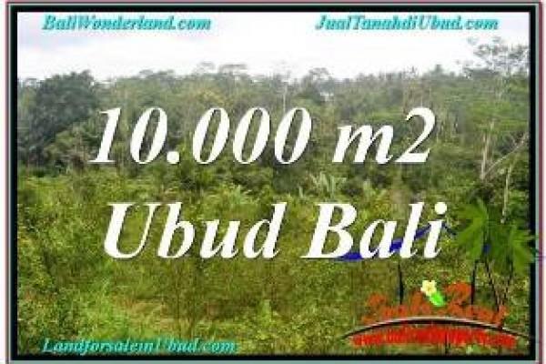 JUAL MURAH TANAH di UBUD BALI TJUB681