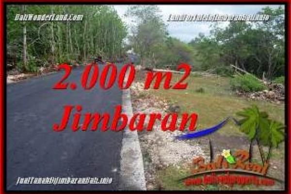 JUAL TANAH di JIMBARAN 2,000 m2 di JIMBARAN UNGASAN