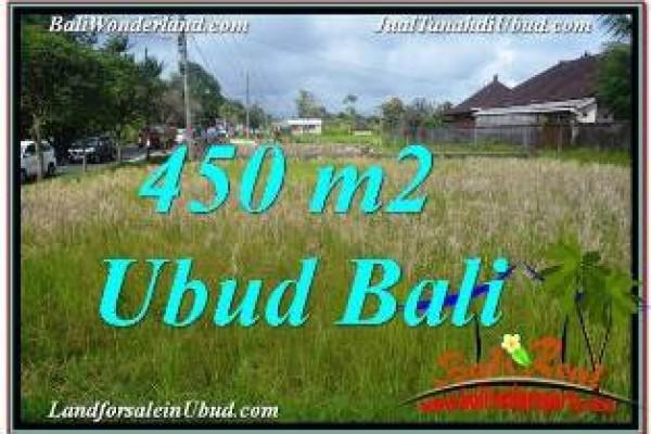 INVESTASI PROPERTY, JUAL TANAH di UBUD TJUB671