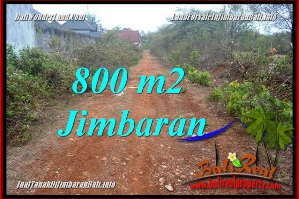 JUAL MURAH TANAH di JIMBARAN BALI TJJI129