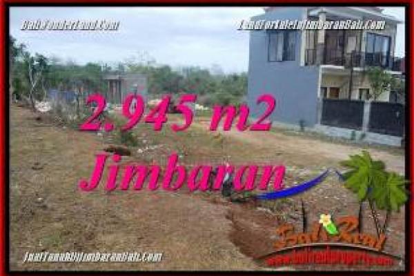 JUAL TANAH di JIMBARAN BALI Untuk INVESTASI TJJI132