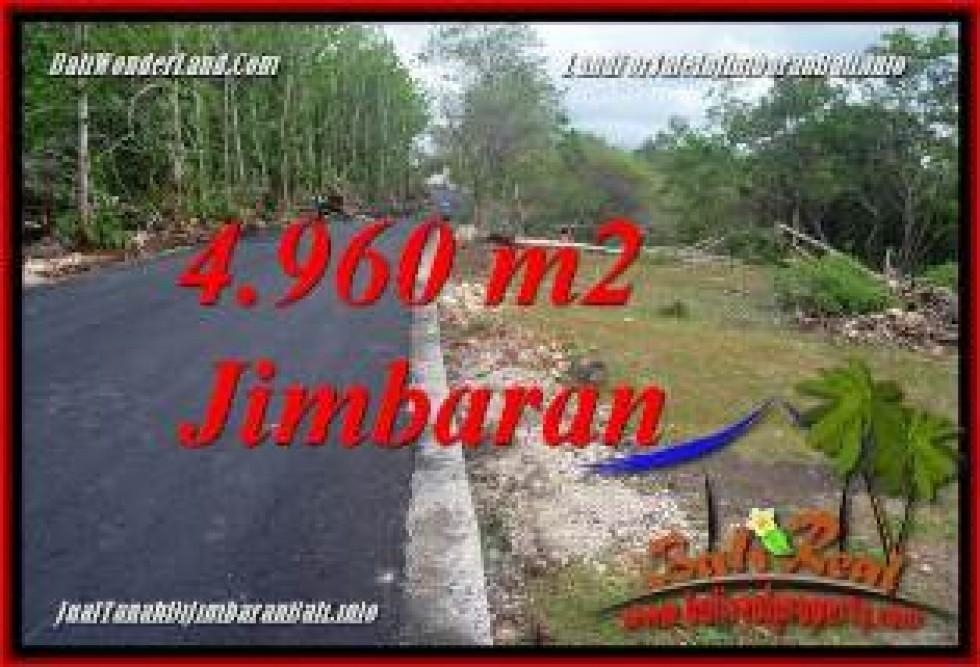 DIJUAL TANAH di JIMBARAN BALI Untuk INVESTASI TJJI133