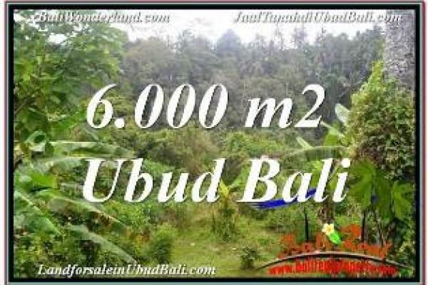 JUAL TANAH MURAH di UBUD TJUB682