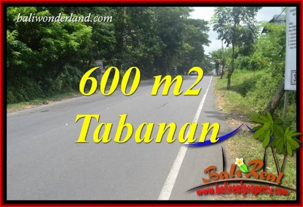 Dijual Tanah di Tabanan Untuk Investasi TJTB401