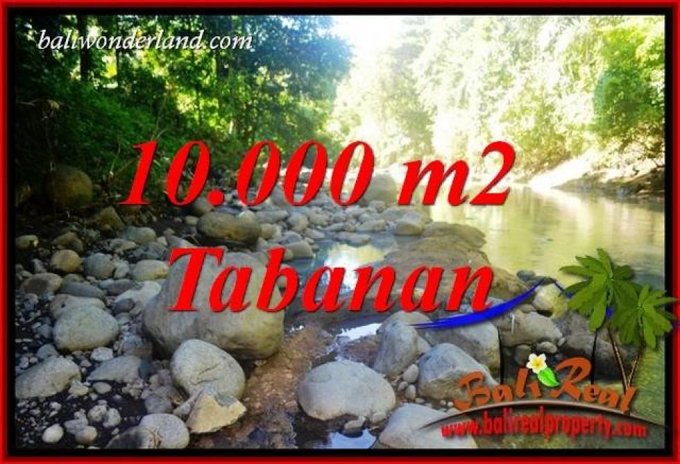 JUAL Tanah di Tabanan Bali Untuk Investasi TJTB406