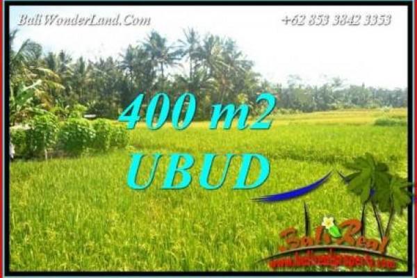 Dijual Murah Tanah di Ubud Bali TJUB711