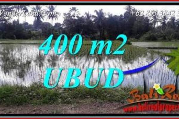 Dijual Murah Tanah di Ubud Bali Untuk Investasi TJUB721