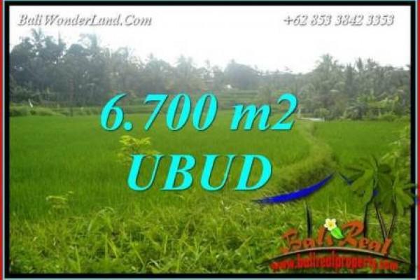 Tanah di Ubud Bali Dijual Murah TJUB731