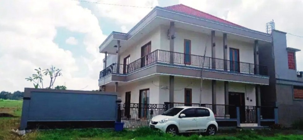 Villa dijual Murah dekat Sentral Ubud VJUB007LT